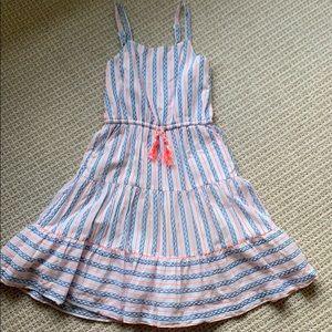 Mini Boden Strappy Midi Dress